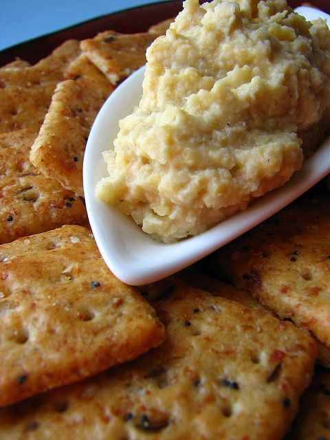 ... good, esp. w/ rosemary sun dried tomato basil wheat crackers...omg