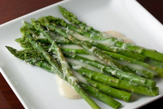 Asparagus Gratin | food and recipes | Pinterest