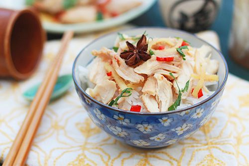 Chinese Chicken Parcels - I normally have everything on hand to make ...