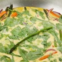 Mexican-Style Vegetable Frittata | Healthy Dinner | Pinterest