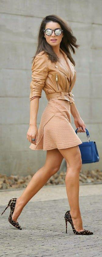 ANIMALE RUNWAY SHOW - Dress   Jacket / Camila Coelho