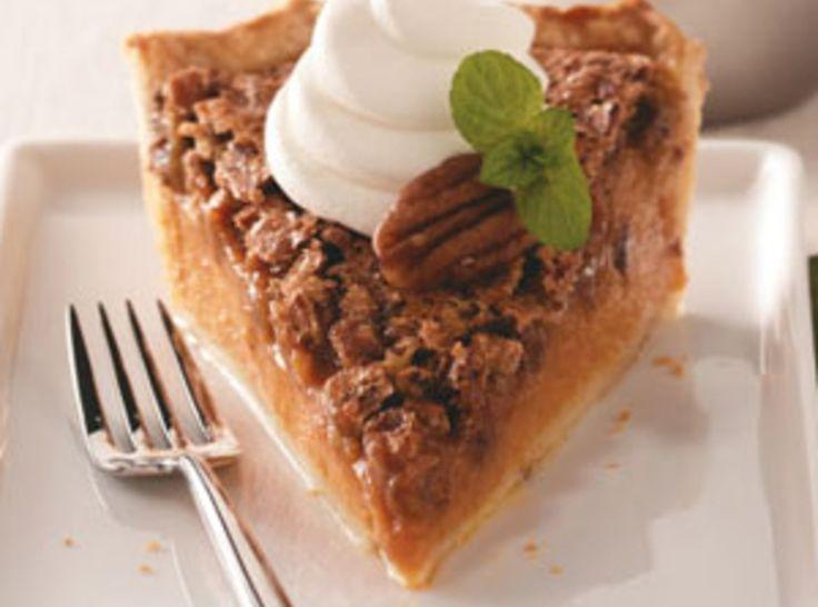 Pecan Pumpkin Pie | Pie in the Sky | Pinterest