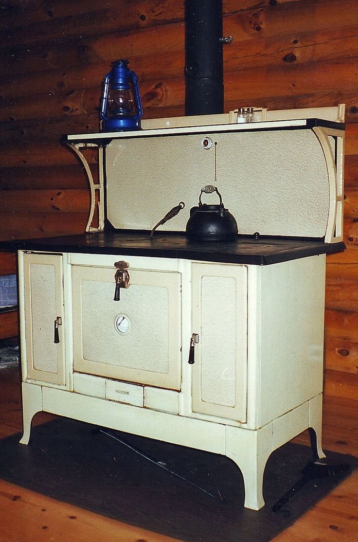 Antique cook stove Etsy