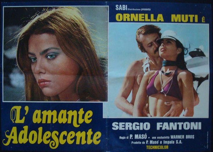 Ornella Muti in Amante...