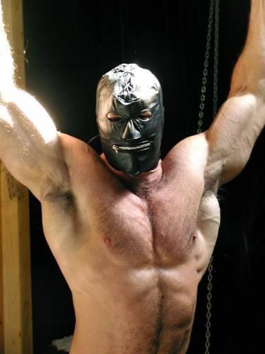 Muscle Gay Bondage 69