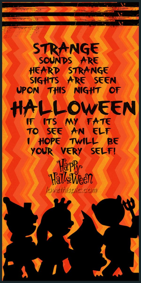 Happy Halloween Phrases Images & Pictures - Becuo