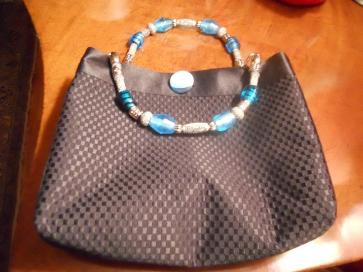 Placemat Purse : Placemat Purse Craft ideas Pinterest