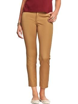 Old Navy Women's The Pixie Ankle Pant