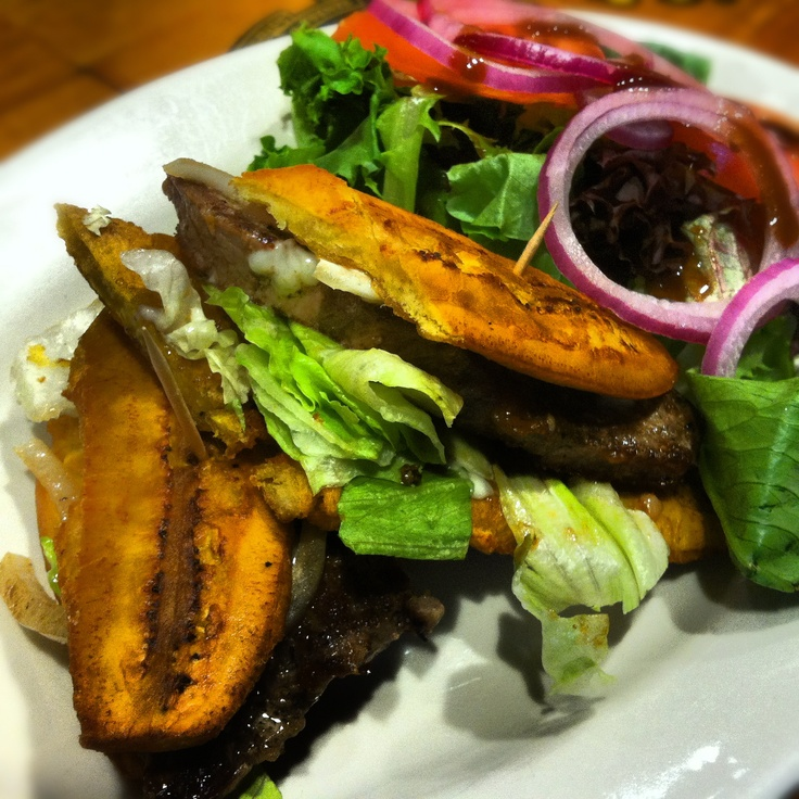 ... mojo marinated palomilla steak and grilled onions served with a side