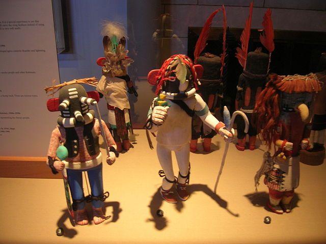 the hopi native american tribe according to the hopi kachina dolls