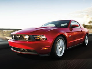 ford mustang valentine's day blind date