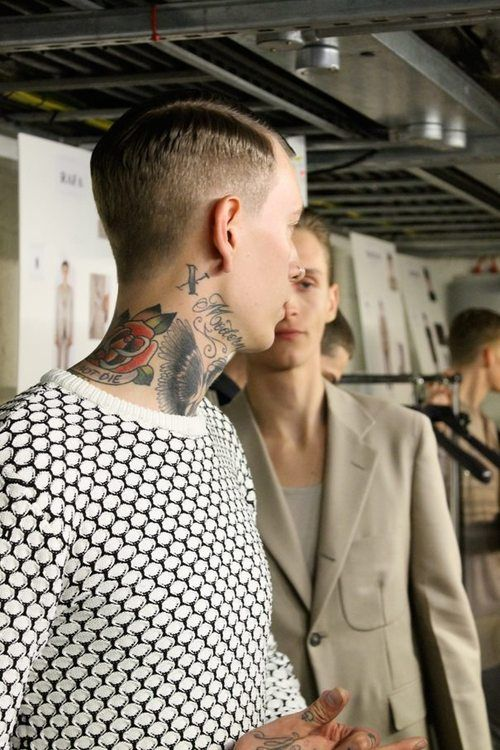 glared:    Pringle of Scotland - London Collection Men SS 13