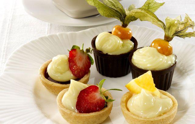 Creme patissiere | Dessert | Pinterest