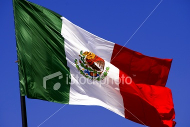 mexicans flags