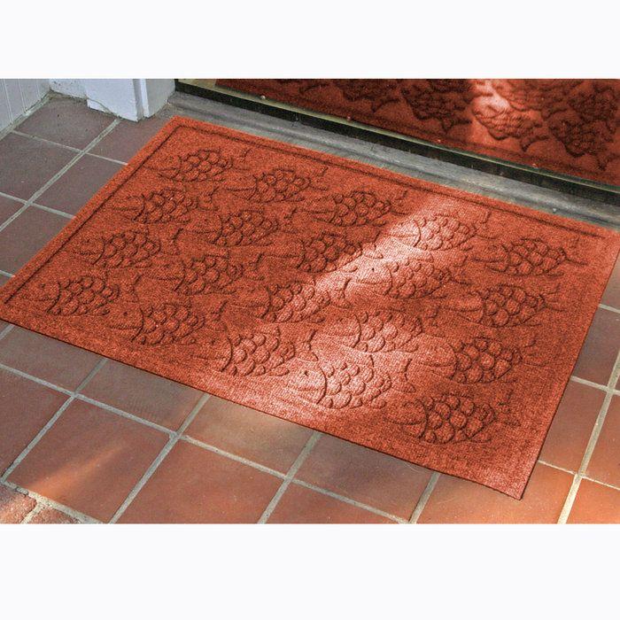 Outside front door mats - Waterhog Tropical Fish Entry Door Mat Outdoor Decor Pinterest