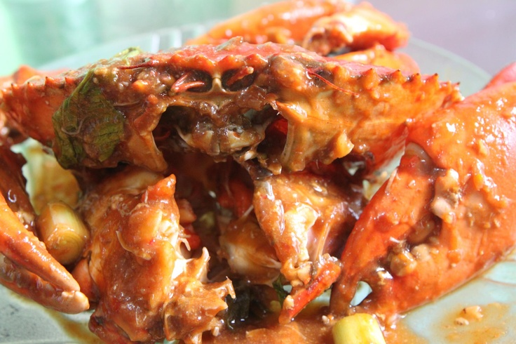 Chili Crab | Seafood Delight | Pinterest