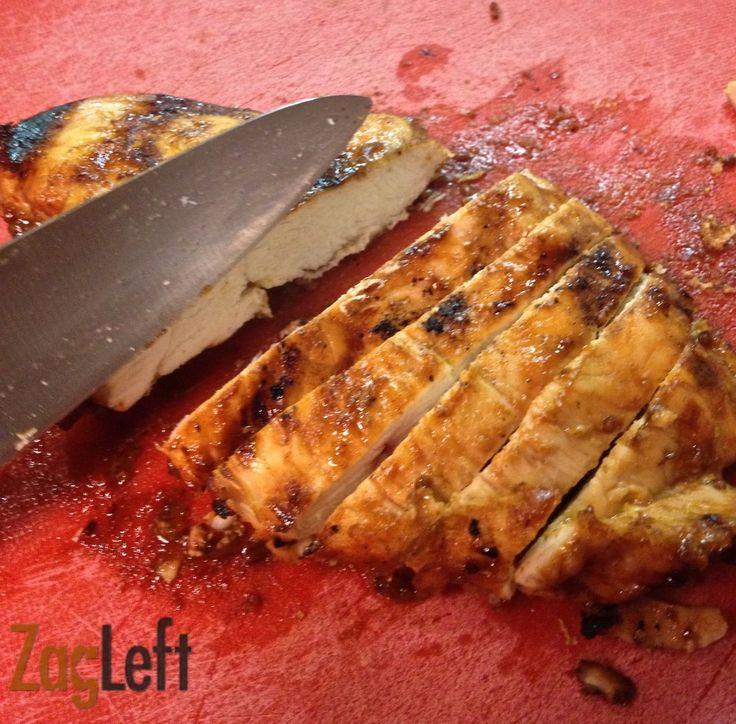 Honey Sriracha Glazed Chicken from Zagleft - 3a