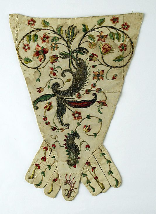 Stomacher     1700–1750