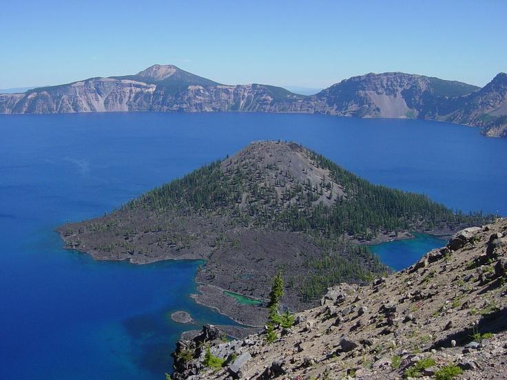 pin crater lake oregon - photo #27