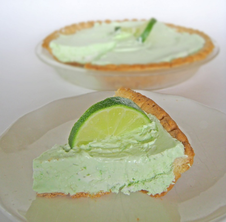 frozen key lime pie | RECIPES BISCUITS & CAKES & SWEETS & DESSERT...