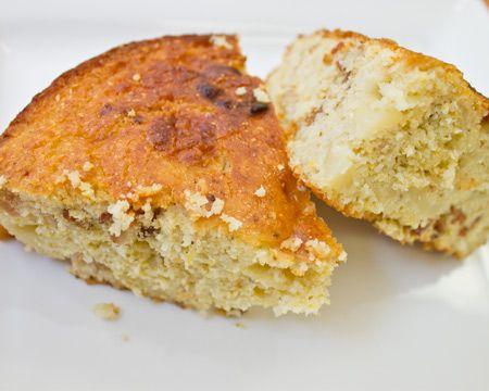 Bacon Cheddar Cornbread | Recipe