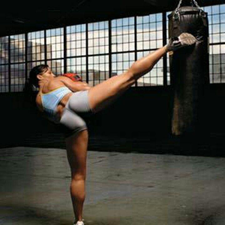 sexy kick boxing porn pics