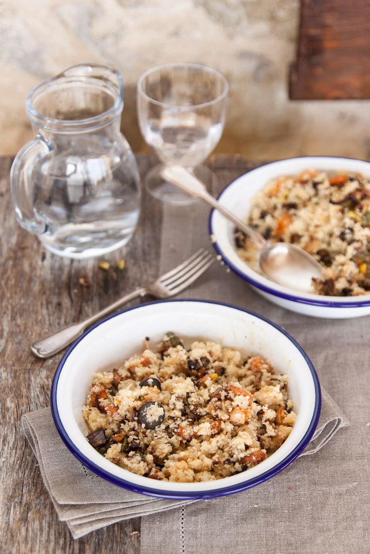 Via An unusual sweet and sour Tuscan couscous - Juls 'Kitchen | Juls ...