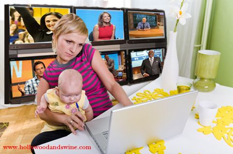 at-Home Moms Nationwide No Longer Want to Stay Home After Debut of New ...