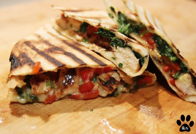 Herbie Likes Spaghetti: The Best Quesadillas Ever: Grilled and Stuffed ...