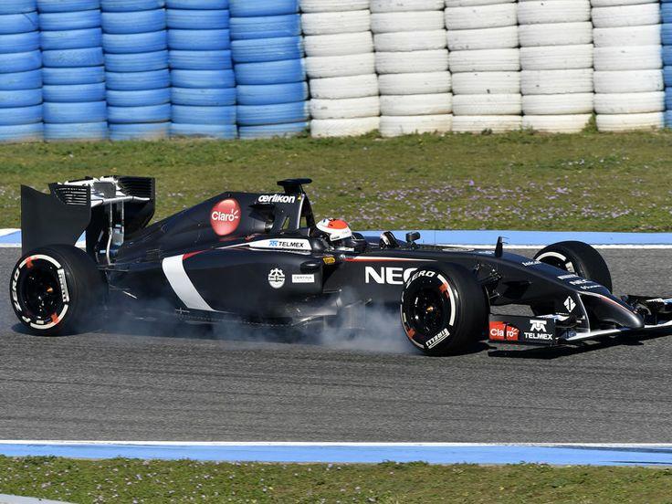 Adrian Sutil Formula One