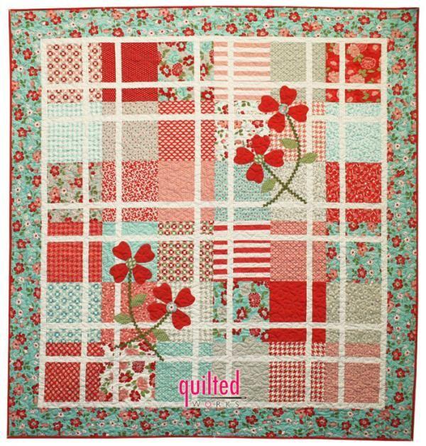 Layer Cake Quilt Uk : layer cake quilt quilt ideas Pinterest