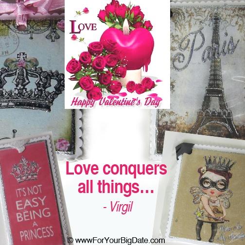 valentine kiss quote