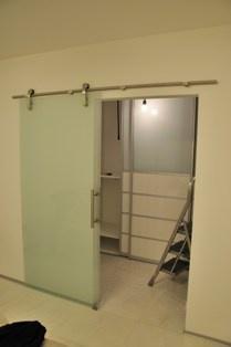 HANGING SLIDING DOOR Donbrady Doors Hanging Sliding Rolling Hardwa
