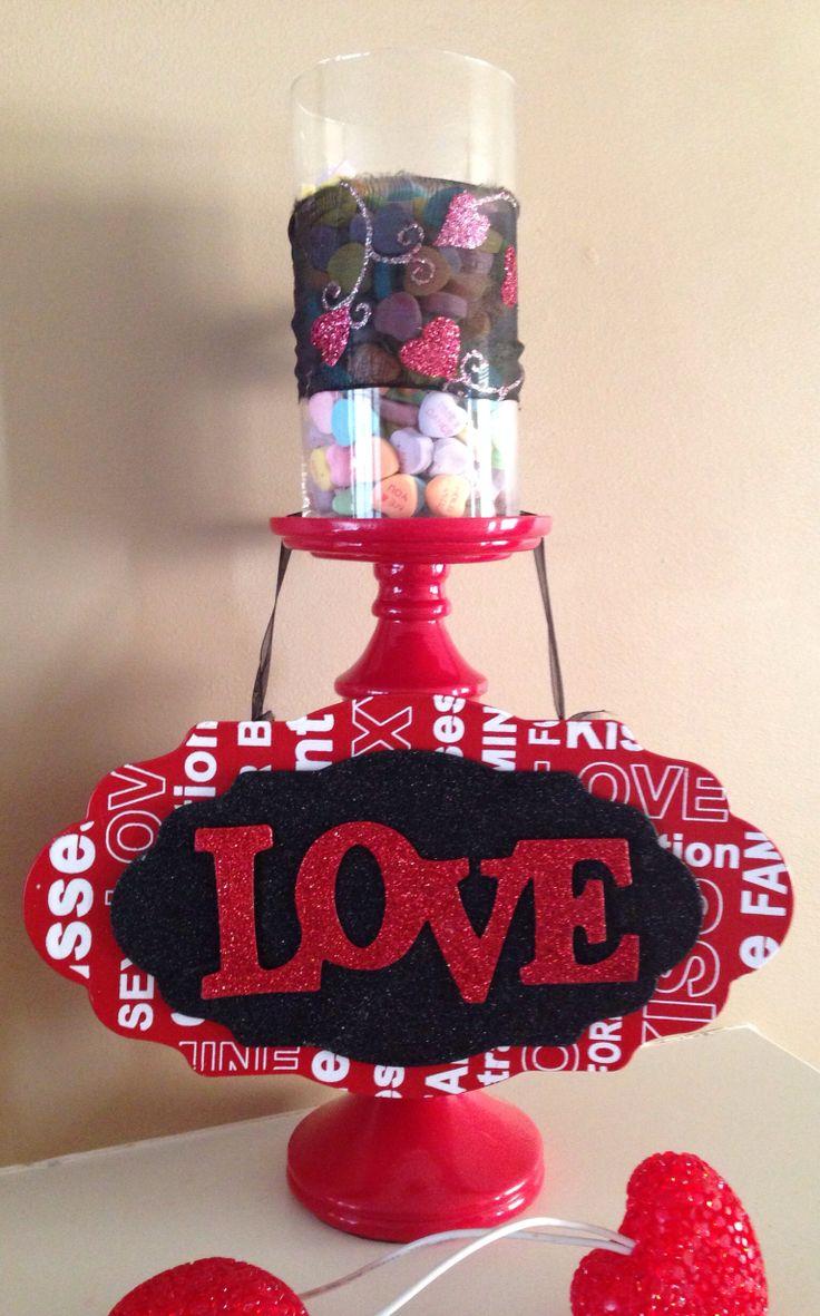 valentine decorative pillows