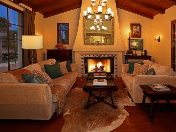 Inviting And Warm Living Room Lovely Living Areas Pinterest