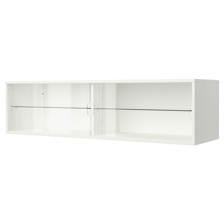 GALANT Pensile con ante scorrevoli - bianco - IKEA