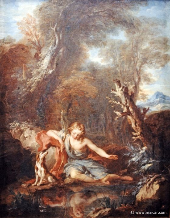 Narcissus Greek Mythology Link Archetypes Amp Mythologies Pintere