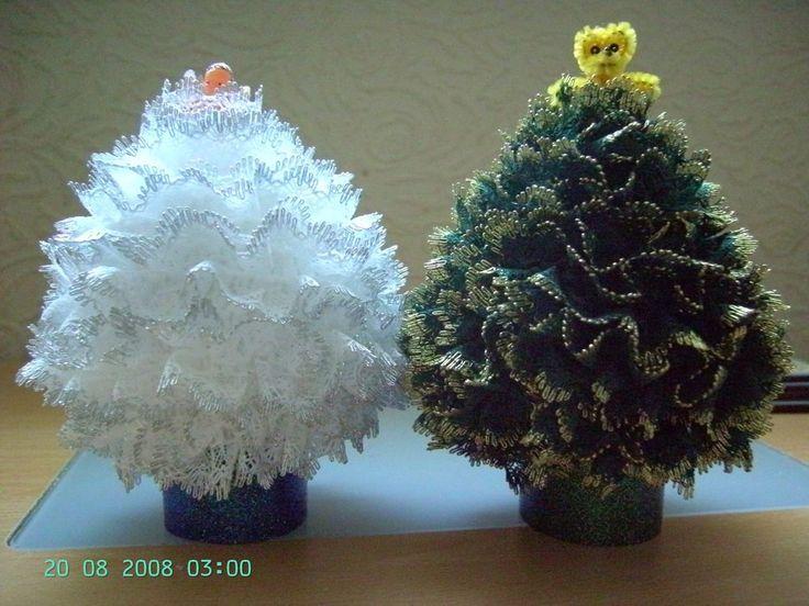 Christmas Lace Knitting Pattern : Pattern ...knitting-in-lace christmas tree