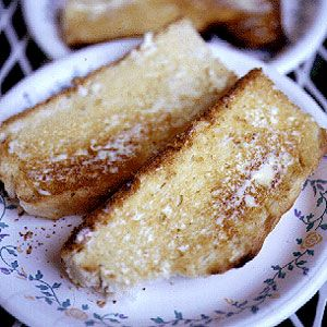 Swedish Coffee Bread - It is great fresh, but even better toasted and ...