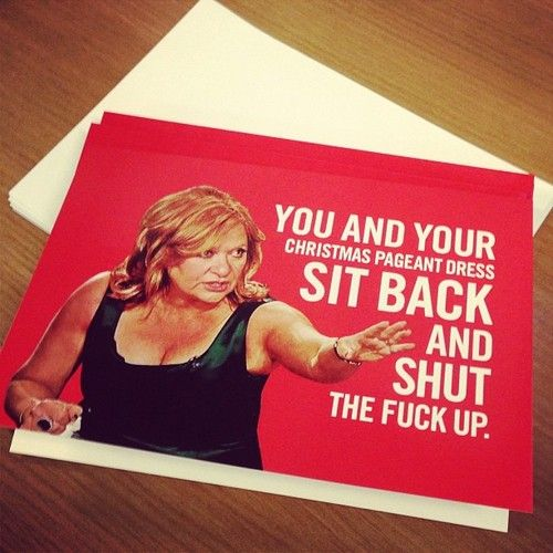 best christmas card ever reality tv pinterest