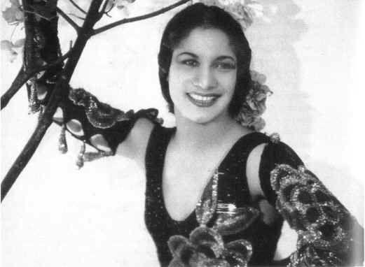young Carmen Amaya~ | Carmen Amaya | Pinterest