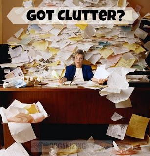 Got clutter? A collection of posts to help you cut the clutter in your life | OrganizingMadeFun.com