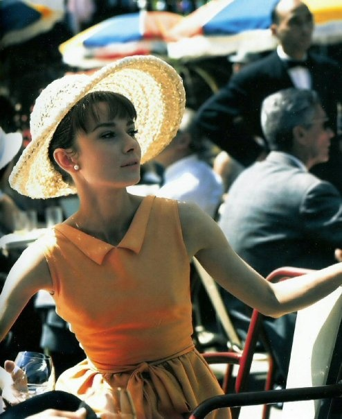 Audrey in Paris When it Sizzles