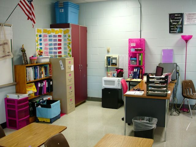 Pin by diana marshall on classroom organization pinterest - Classroom desk organization ideas ...