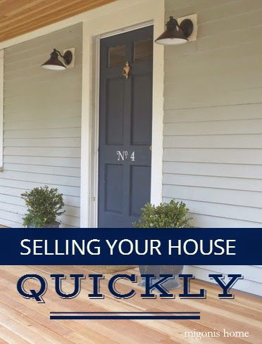 how to sell home quickly
