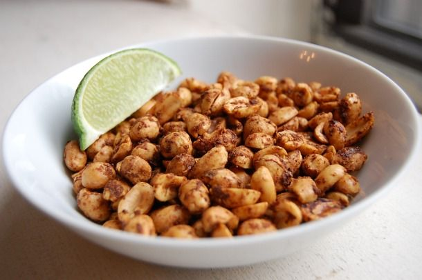Chili Lime Peanuts. Got tired of a whole food store not restocking our ...