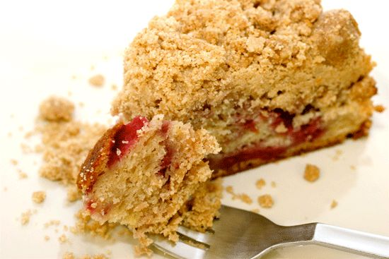 raspberry crumb cake | Recipes I Must Try | Pinterest