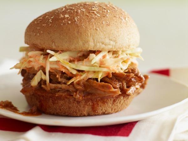 Pulled Pork Sandwich SLOW COOKER | FOOD - SLOW COOKER | Pinterest