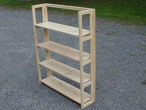 Folding Shelf For Craft Show Displays Fair