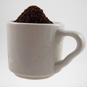 Coffee, good to the last drop